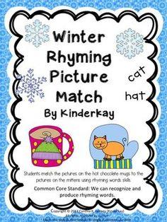 Winter Rhyming Pictu