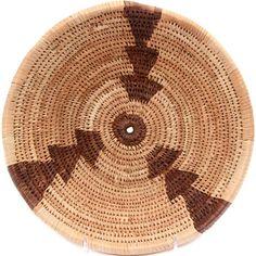 African Basket - Tonga - Sinazeze Bowl - 10.5 Inches Across - #46170 $32