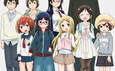 L'anime ambientato nel quartiere tecnologico! #anime #denkigai #otaku