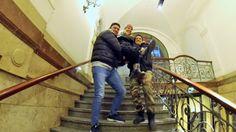 VLOG 5 В Гамбурге с Сашей Кондрашов | Германия, Гамбург