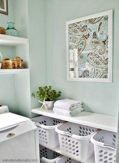 DIY Fabric Wall Art- Cheap House Decorations