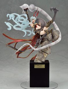 Valkyria Chronicles II Gallia Royal Military Academy - Aliassethe 1/7th Scale on Crunchyroll