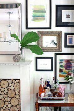 Gallery wall obsession