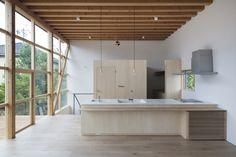 Tetsuo Yamaji Architects, Module Grid House, Saitama, Japan, 2015