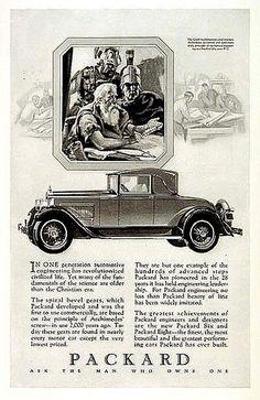 1927 Packard Roadster poster X