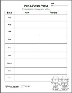 Subject and Verb Agreement Worksheets | Subject verb agreement ...