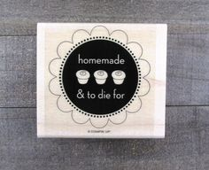 "Stampin' Up! ""Homemade"" by CherylsStampStuff on Etsy"