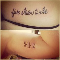 43 Best Anniversary Tattoo Designs For Women Images Couple Tattoos