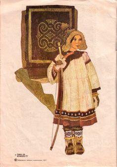 #Russian Far East Tales. ILLUSTRATIONS by GENNADY PAVLISHIN