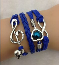 Bronze Bird on a Branch with Owls & Infinity Fashion Bracelet [DIY124] - $4.99 : Fashion jewelry promotion store,Supply all kinds of cheap fashion jewelry