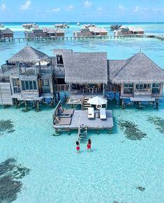 """Mi piace"": 8,964, commenti: 104 - Maldives (@omaldives) su Instagram: ""Gili Lankanfushi #Maldives Photo @tatilimden #holiday #travel #island #beach #luxury #life…"""