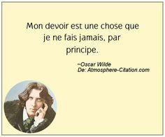 Citation de Oscar Wilde – Proverbes Populaires