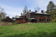 Visiting Frederick Law Olmsted's Fairsted