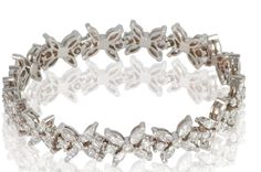 15ct Diamond Bracelet