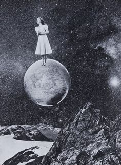 Do you ever feel like you are on top of the moon??? Yes. :)