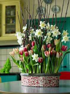 67 best spring containers images on pinterest window boxes spring planter mightylinksfo