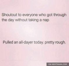 Life with narcolepsy.