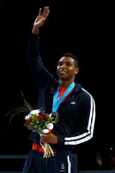 Cullen Jones 2012 Olympic Swimming Team