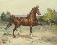 English Equestrian Art Paintings: Horse Art, Cowboy Art, & Paintings of Horses