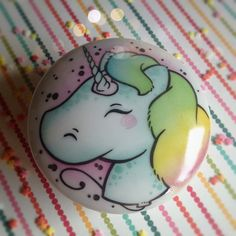 Dosen - ♥ kleines Porzellandöschen- Einhorn ♥ - ein Designerstück von SweetPorcelain bei DaWanda