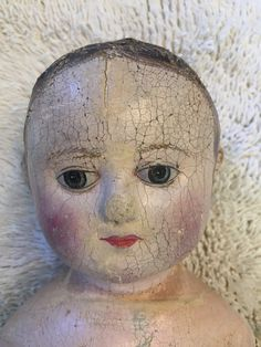 Izannah Walker Chronicles: Antique Izannah Walker Doll Available for Purchase