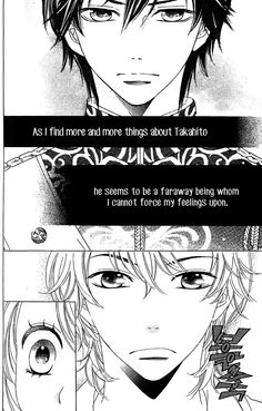 Tsunagi's a high school girl who admires the famous, beautiful and distant imperial prince: Koji Ninomiya. Tsunagi's life takes a new light with a new classmate, Haruhi, who amazingly - and suspiciously - looks exactly like the famous prince...