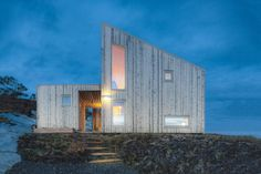 Natural light and a reverence for the surrounding landscape define this minimalist escape