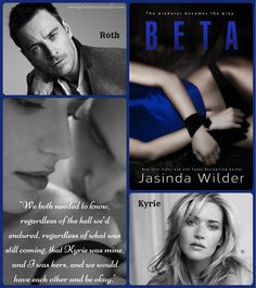 Nancy's Romance Reads: Book Review: BETA by Jasinda Wilder - Giveaway