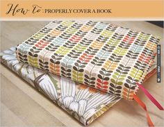how to cover a book | CHECK OUT MORE IDEAS AT WEDDINGPINS.NET | #diyweddings