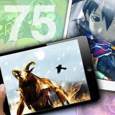 Sometimes your iPhone just isn't big enough to enjoy the best of iOS gaming. Grab your iPad and take advantage of the expanded screen real estate with these games. Best Ipad Games, Techno Gadgets, Geek Squad, Best Apps, Electronics Gadgets, New Tricks, Apple Ipad, Ipad Mini, Android Apps