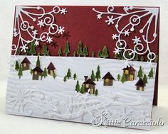 Oh my gosh, check out this page.  Tons of gorgeous cards using Poppystamps (dies).