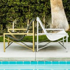 Galanter and Jones Heated Outdoor Bench Furniture Many Color Options. Made in San Francisco, California Outdoor Seating, Outdoor Sofa, Outdoor Spaces, Outdoor Decor, Bench Furniture, Outdoor Furniture, Small Dream Homes, Dwell On Design, Commercial Furniture