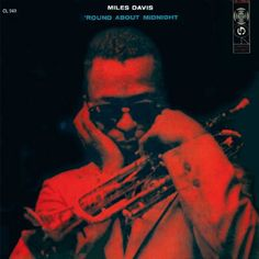 Miles Davis 'Round About Midnight on 180g Import Vinyl LP 1955's 'Round Midnight was Miles Davis' debut release for the jazz powerhouse Columbia Records. Featuring a phenomenal supporting cast that in