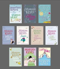Anything by Marian Keyes. Unputdownable and definitely some good reads.