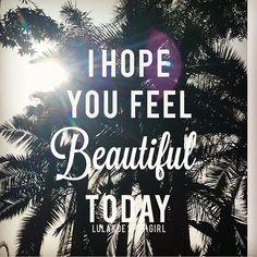 Just sayin' . 😉 😉 • www.lulashopgirl.com • #beautywithin #beaYOUtiful #beautifulworld #retailtherapy #palms #inspiration Inspirational Pics, I Hope You, Palms, Girls Shopping, How Are You Feeling, Feelings, Instagram Posts, Style, Swag