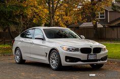 Alpine White BMW 3 Series Gran Turismo Gets Sporty - http://www.bmwblog.com/2015/11/07/alpine-white-bmw-3-series-gran-turismo-gets-sporty/