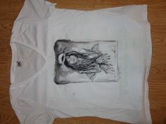 Real paint on t-shirts Price: 80$
