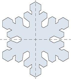 ... more snowflake template craft google paper snowflake patterns paper
