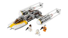LEGO.com Star Wars Products - Episodes I-VI - 9495 Gold Leader's Y-wing Starfighter™