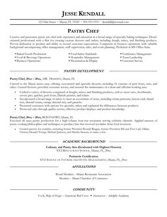sous chef resume example resume examples and life hacks