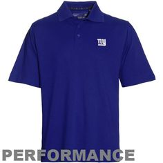afc985257 NFL Cutter   Buck New York Giants Royal Blue Big Sizes Drytec Championship  Polo College World