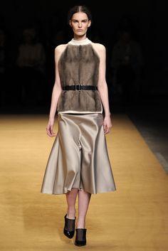 Highlights From New York Fashion Week Fall 2015  - ELLE.com