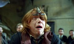 Harry Potter and the Goblet of Fire - Rupert Grint - 10 years as ...