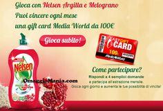 Vinci EasyGift Card MediaWorld con Nelsen - http://www.omaggiomania.com/concorsi-a-premi/vinci-easygift-card-mediaworld-nelsen/