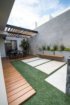Backyard Patio Designs, Pergola Patio, Backyard Landscaping, Pergola Kits, Pergola Ideas, Patio Roof, Houston Landscaping, Backyard Greenhouse, Wood Patio