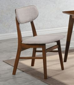 Coaster Dining Chair In Chestnut Finish (Set of 4) 105912 #finish #chestnut #chair #dining #coaster