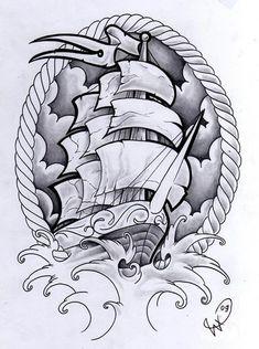 Death Fresh ship by WillemXSM.deviantart.com on @deviantART