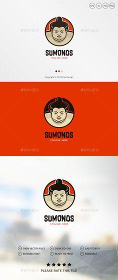 Sumo Warrior Logo