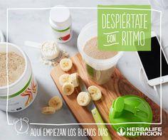 ¡Buenos días! ¡Empieza la semana con mucha energía! #herbalife #nutricion #xativa #valencia