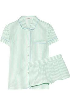 Vintage Pajama Set     J. Crew
